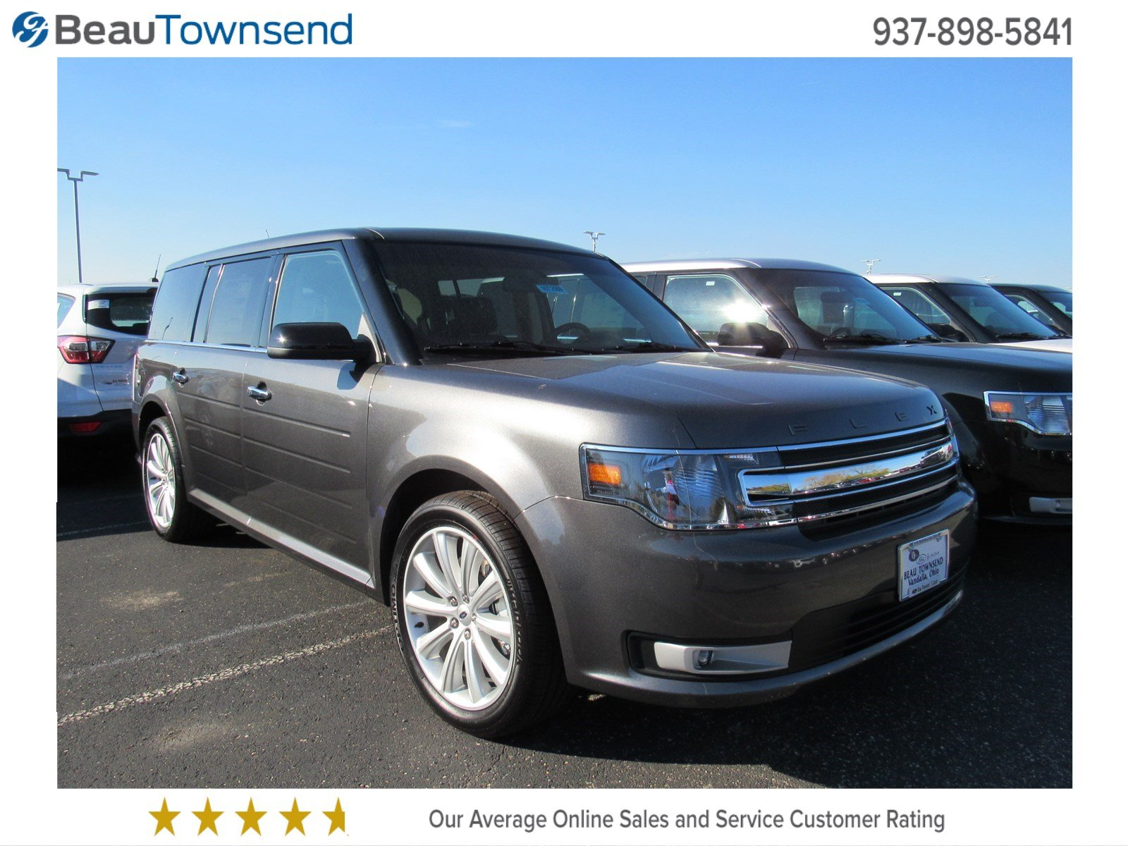 ford flex edmunds 2017 2018 2019 ford price release date reviews. Black Bedroom Furniture Sets. Home Design Ideas